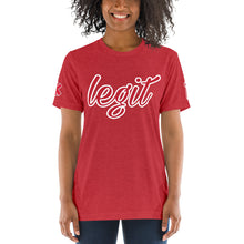 Load image into Gallery viewer, TDK Red Legit Short sleeve t-shirt