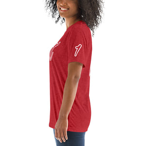 TDK Red Legit Short sleeve t-shirt