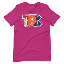 Load image into Gallery viewer, The Classic TDK Logo Cotton Unisex Tee