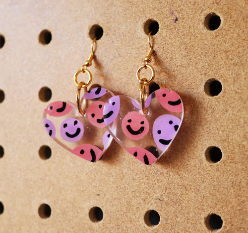 Smiley Petites in 'Grape Soda'