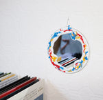 Mottled Tiny Twist Mirror [Two Colourways]