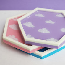 Load image into Gallery viewer, Dreamy Cloud Coasters