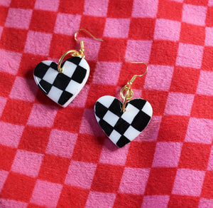 Checkerboard Petites in 'Escher'