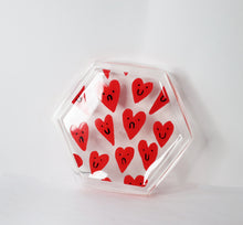 Load image into Gallery viewer, 'Mixed Feelings' Hearts Coaster