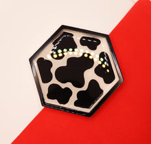 Load image into Gallery viewer, Cow-Print Coasters