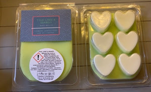 WAX MELTS - Thai Lime & mango