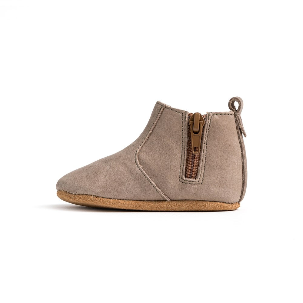 Pretty Brave Baby Electric Boot in Taupe