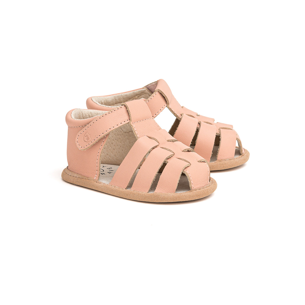 Pretty Brave Rio Sandal in Salmon