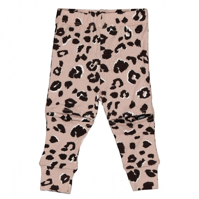 LFOH Slasher Leggings in Blush Cheetah