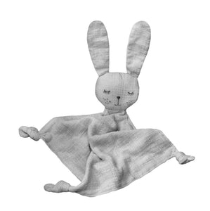 Lily & George Grey the Bunny Comforter