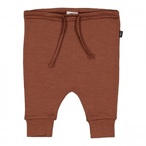LFOH Asher Dropcrotch Pant in Russet