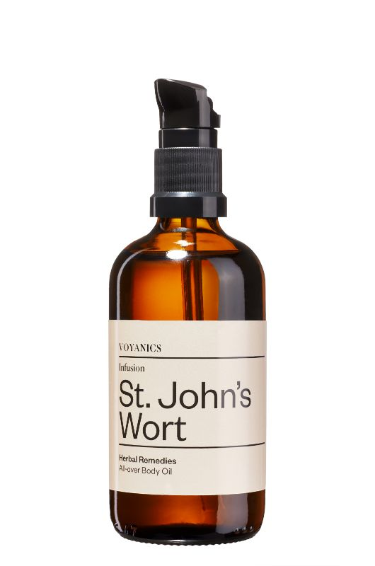St. Johns Wort Body Oil - Voyanics