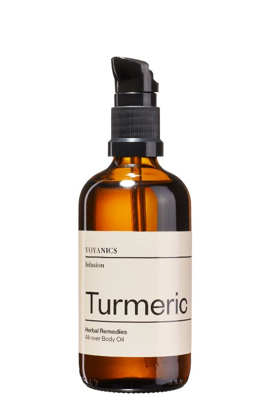Turmeric Body Oil - Voyanics