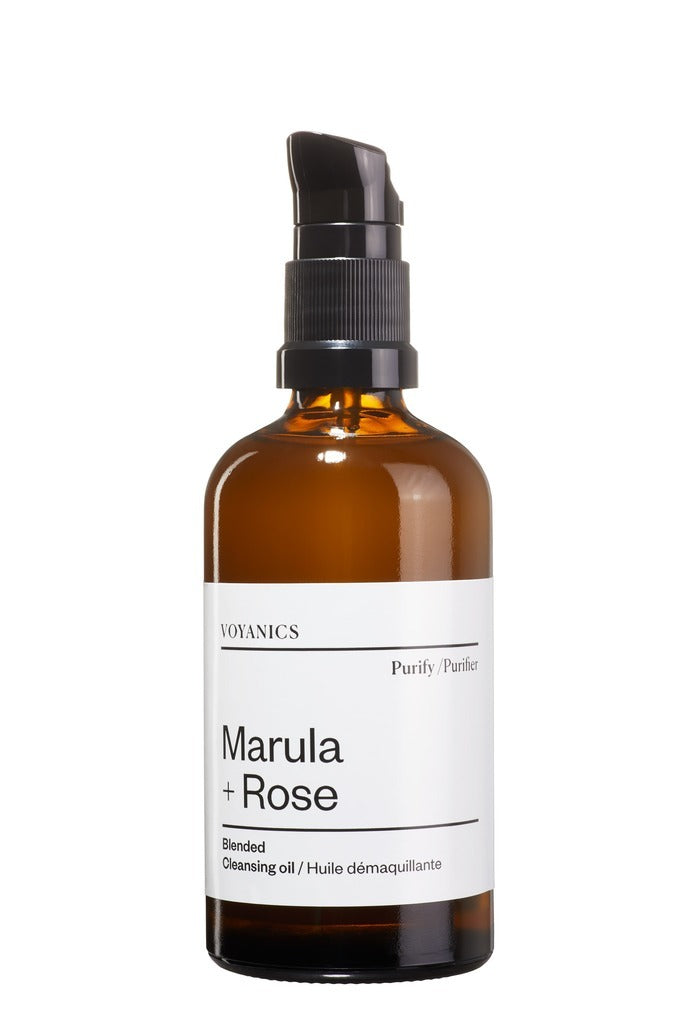 Marula + Rose Cleansing Oil - Voyanics