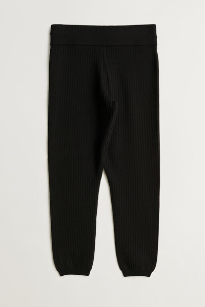 Load image into Gallery viewer, Mazzy jogger Nero stripe