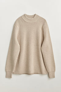 Richard pullover oatmeal