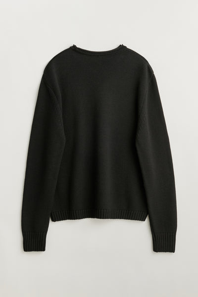Load image into Gallery viewer, Meers pullover Nero