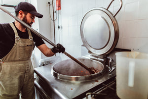 MEET THE PRODUCER: JUSTIN FROM DRUNKEN SAILOR CANNING CO.