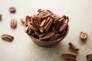 Twins Pantry vanilla pecans for corporate christmas hampers