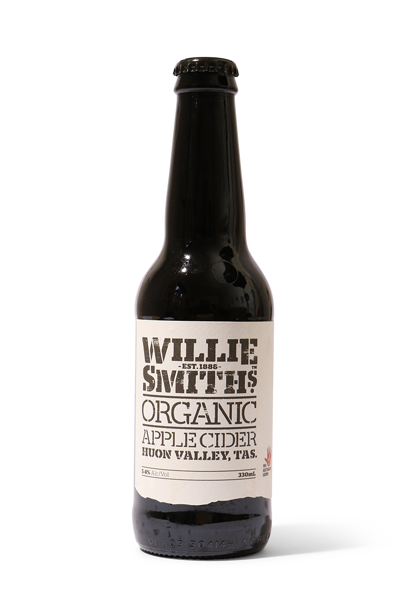 Willie Smiths Organic Cider