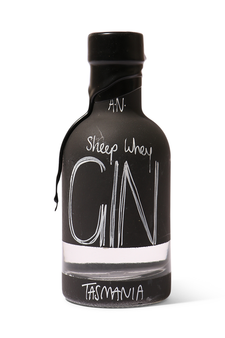 Sheep whey gin by Grandvewe Hartsthorn Distillery