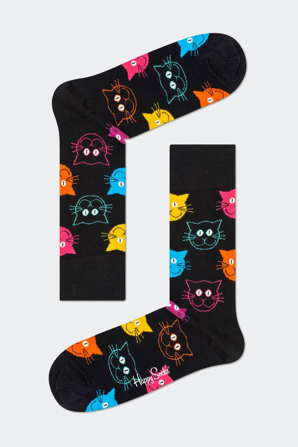 #00023  Happy Socks șosete CAT 9001