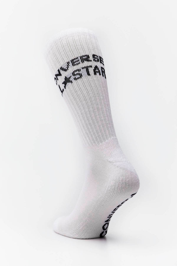 #00204  Converse șosete SOCKS MEN 3-PACK 3010 WHITE