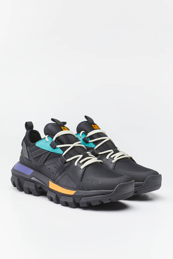 #00008  CAT încălțăminte, adidași RAIDER SPORT 529 BLACK/SEA BLUE