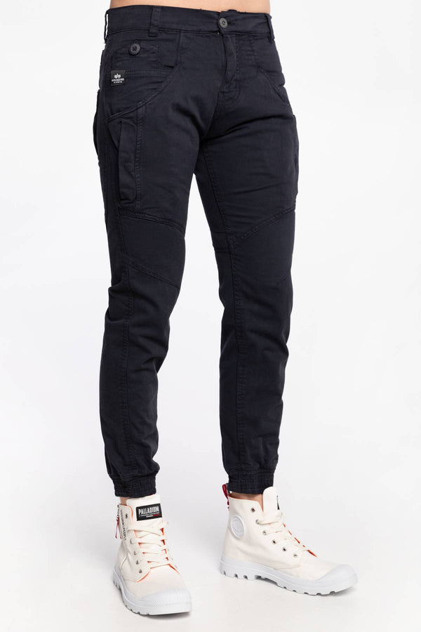 #00101  Alpha Industries îmbrăcăminte, pantaloni SPODNIE Major Pant 128201-07 NAVY