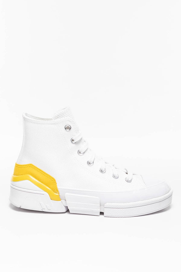 #00104  Converse încălțăminte, teniși CONVERSE CHUCK TAYLOR ALL STAR 48C WHITE / SPEED YELLOW / BLACK