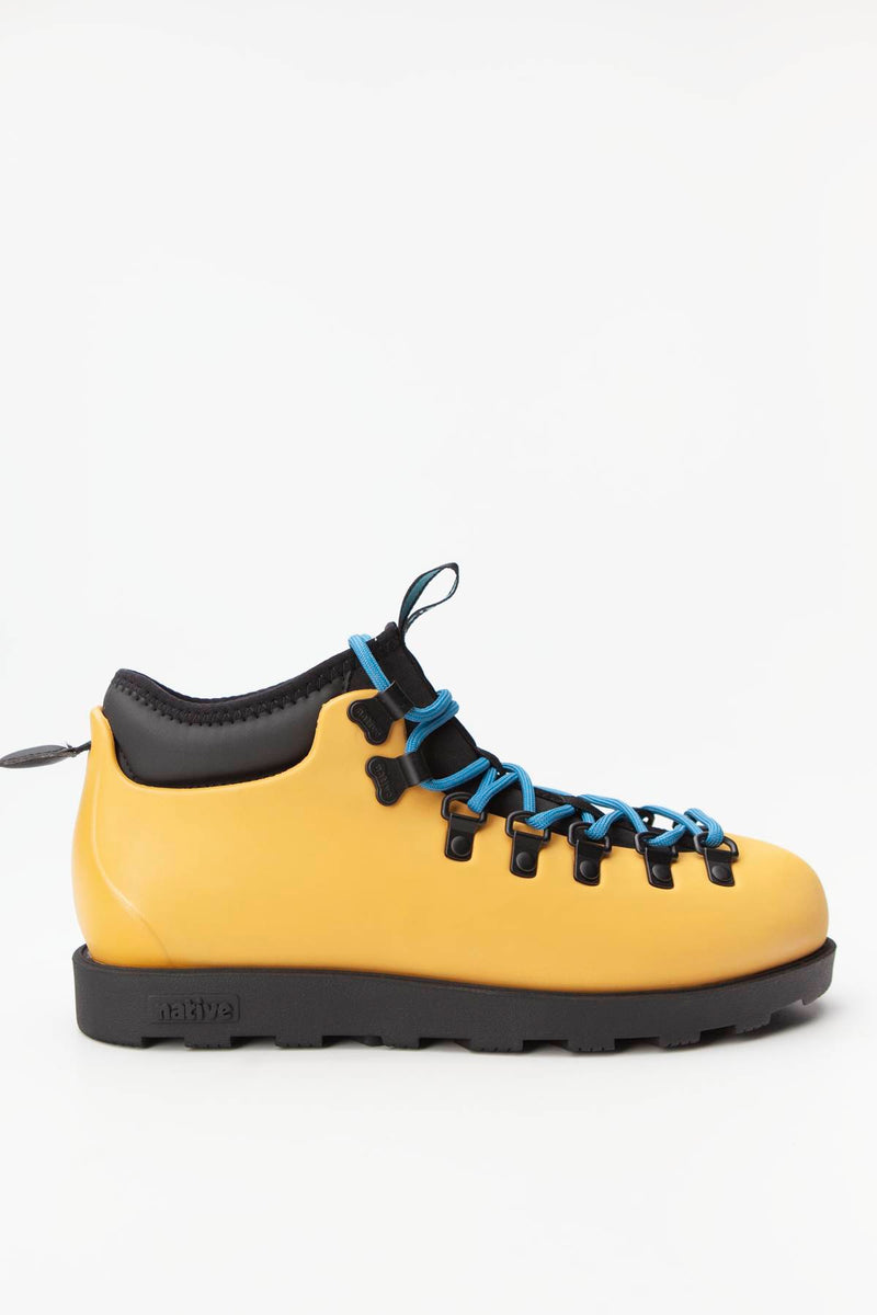 #00012  Native încălțăminte, încălțăminte outdoor FITZSIMMONS CITYLITE 7546 ALPINE YELLOW/JIFFY BLACK