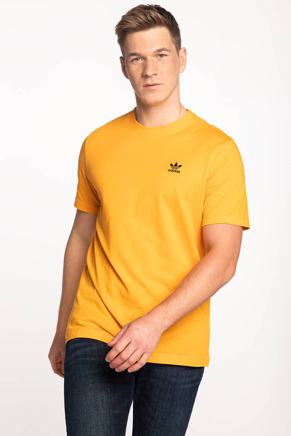 #00044  adidas tricou Essential Tee GD2536 YELLOW