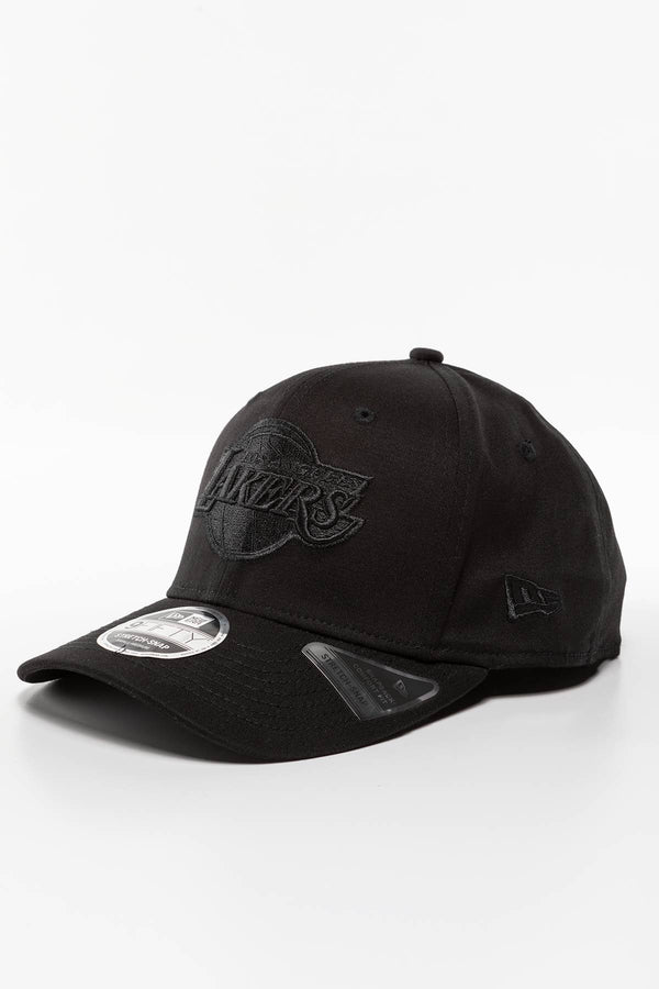 #00005  New Era accesorii BOB 9FIFTY STRETCH SNAP LAKERS 243 BLACK