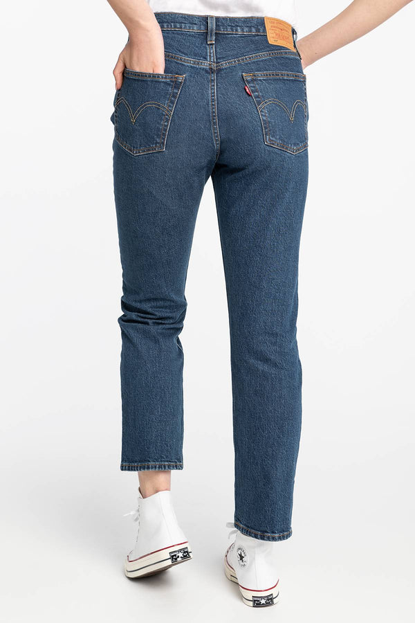 #00050  Levi's îmbrăcăminte, pantaloni 501 CROP 094 CHARLESTON ALL DAY