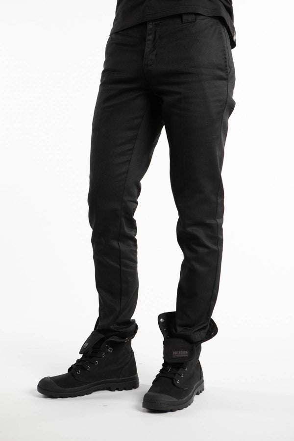 #00027  Dickies îmbrăcăminte, pantaloni SLIM FIT WORK PANT BK BLACK