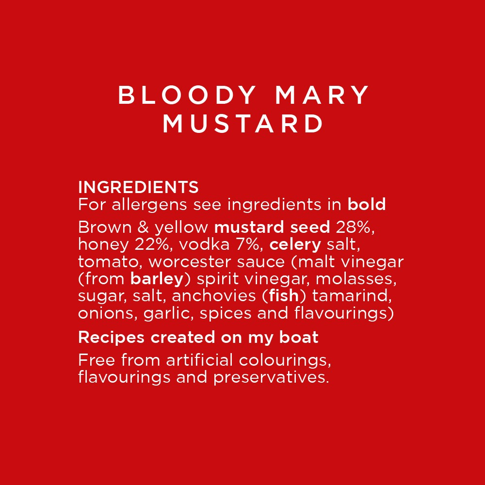 Bloody Mary Mustard