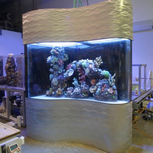 Chemetal Base Cabinetry for Aquariums