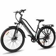Macwheel Trekking Electric Bike, 250W Hub Motor, 36V 10Ah Battery (Cruiser 550)