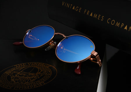 Cazal 271 521 Sunglasses by The Vintage Frames Company