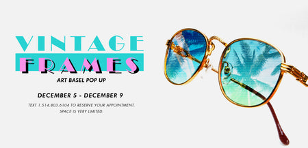 The Vintage Frames Company x Cazal 951 Sunglasses Limited To 50 Frames