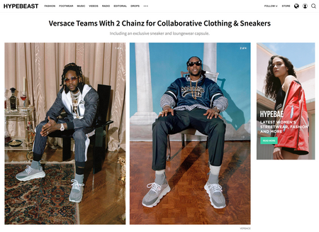 Rick Ross x Wiz Khalifa x The Source Magazine