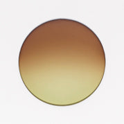 Brown/Yellow Gradient Lens