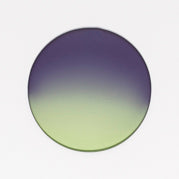 Blue/Green Gradient Lens