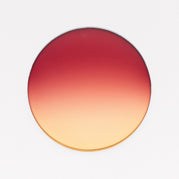 Red/Yellow Gradient Lens