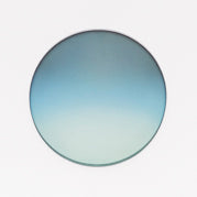 Blue/Mint Gradient Lens