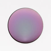 Silver/Purple Mirror Lens