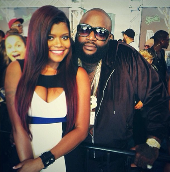 d40a32338f Rick Ross in Unreleased Ultra Goliath at BET Awards – Vintage Frames ...