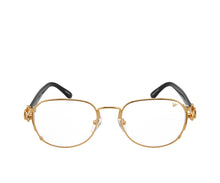 VF Notorious 24KT Gold (Clear),VF Masterpiece , glasses frames, eyeglasses online, eyeglass frames, mens glasses, womens glasses, buy glasses online, designer eyeglasses, vintage sunglasses, retro sunglasses, vintage glasses, sunglass, eyeglass, glasses, lens, vintage frames company, vf