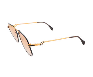 Hilton Exclusive 16 3 20KT Gold Plated (Light Orange) Side, Hilton, glasses frames, eyeglasses online, eyeglass frames, mens glasses, womens glasses, buy glasses online, designer eyeglasses, vintage sunglasses, retro sunglasses, vintage glasses, sunglass, eyeglass, glasses, lens, vintage frames company, vf