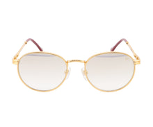 VF Miami Vice 18KT Gold (Flash Grail) Front, VF by Vintage Frames, glasses frames, eyeglasses online, eyeglass frames, mens glasses, womens glasses, buy glasses online, designer eyeglasses, vintage sunglasses, retro sunglasses, vintage glasses, sunglass, eyeglass, glasses, lens, vintage frames company, vf